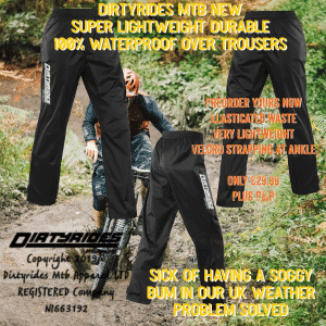 MTB Waterproof Trousers