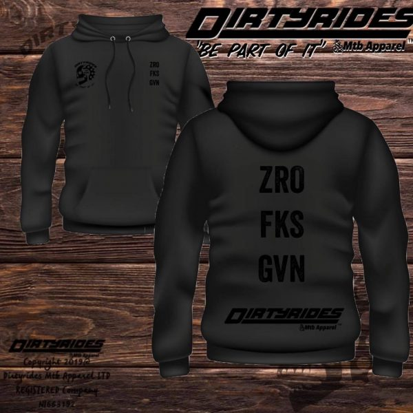 Zro Fks Gvn Special Edition Hoodie