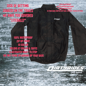 MTB Lightweight Waterproof Jacket